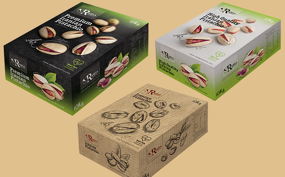 Pistachio Packaging