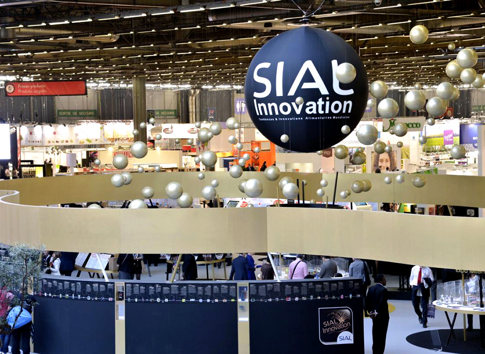 SIAL Paris from 16 to 20 October 2016