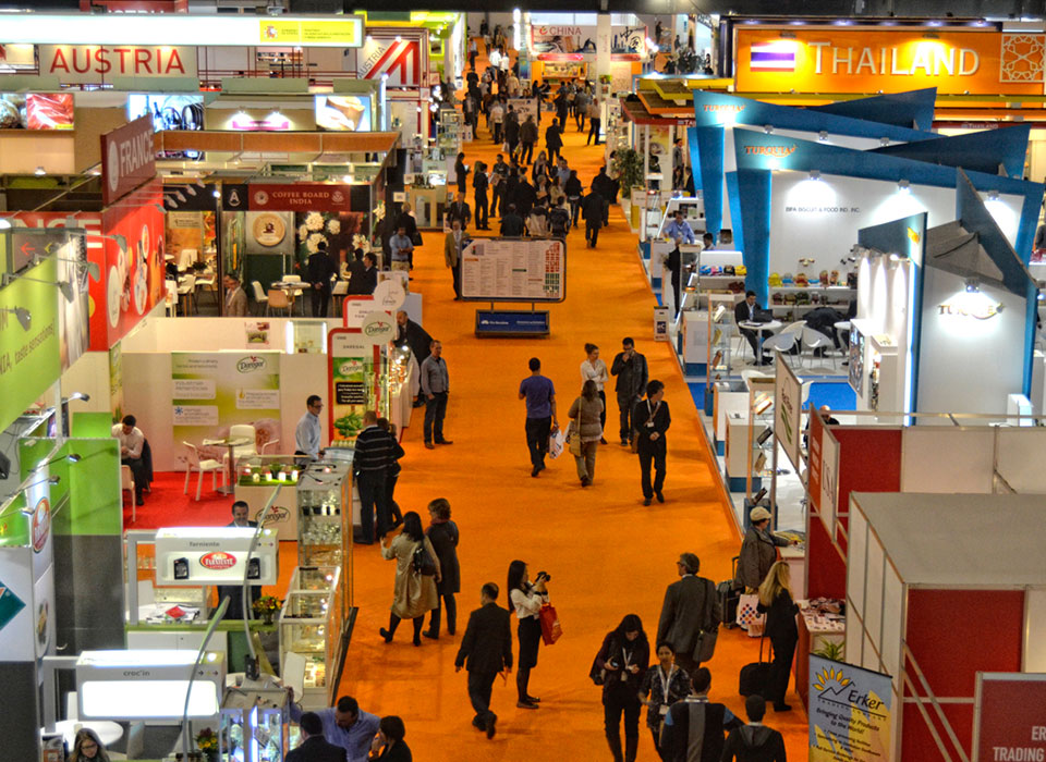 Alimentaria, Barcelona, Spain Between 25 and 28 April 2016