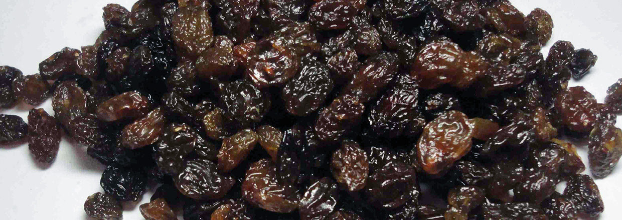 Sun-Dried Raisins